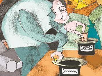Nueva ley de Presupuesto obliga a funcionarios a pagar excesos con sus patrimonios