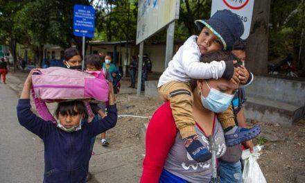 EEUU dona 336 millones de dólares para migrantes venezolanos