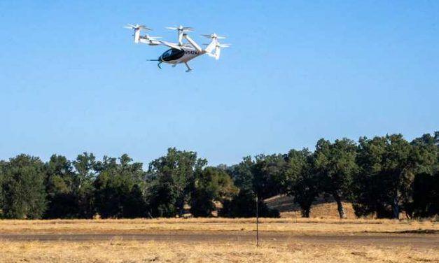 Pequeñas aeronaves eléctricas para desplazamientos urbanos