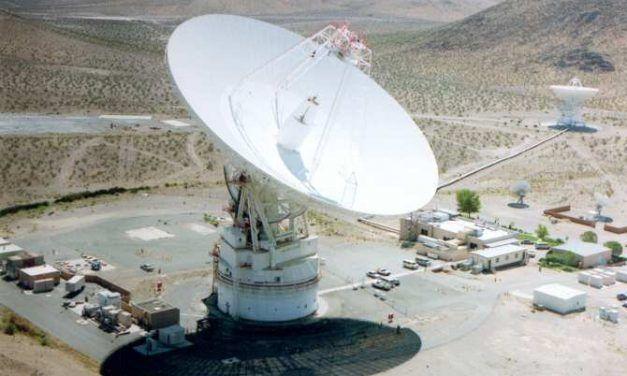 Una miríada de asteroides captados por radar