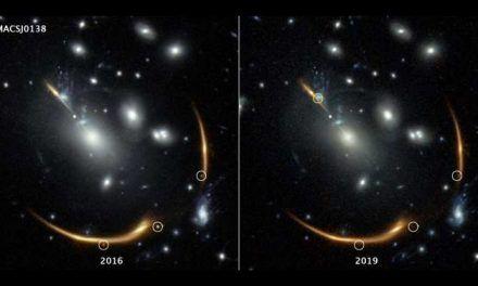 La supernova que aparecerá en 2037