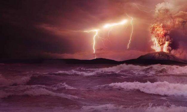 Mecanismo extraterrestre que formó en la Tierra la química necesaria para la vida
