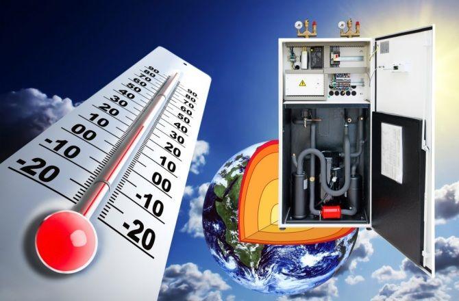 ¿Energía solar térmica o geotermia?