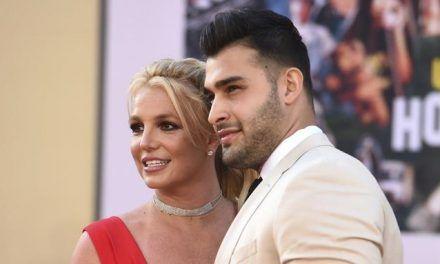 Britney Spears anuncia que se va a casar