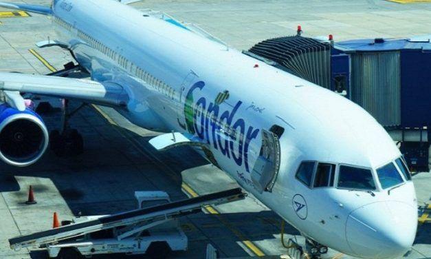 Aerolínea alemana Condor ampliará sus operaciones a Punta Cana