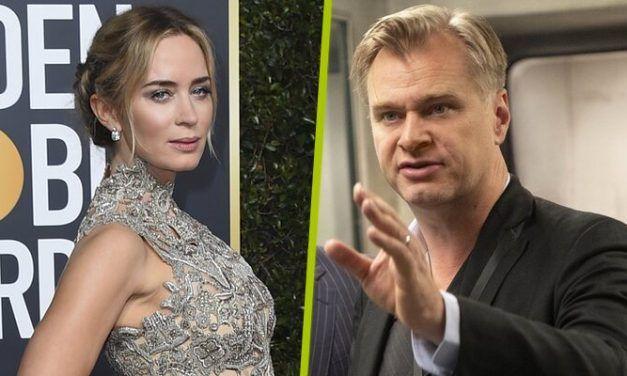 'Oppenheimer': Christopher Nolan quiere a Emily Blunt en su biopic sobre el padre de la bomba atómica