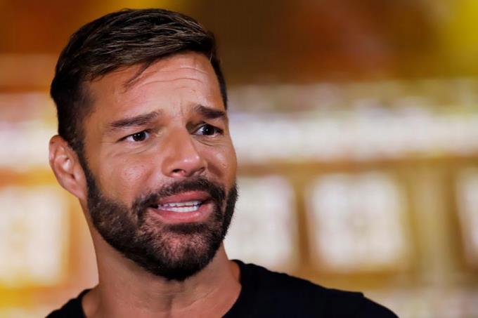 Ricky Martin admite que la Covid-19 le ha provocado ansiedad