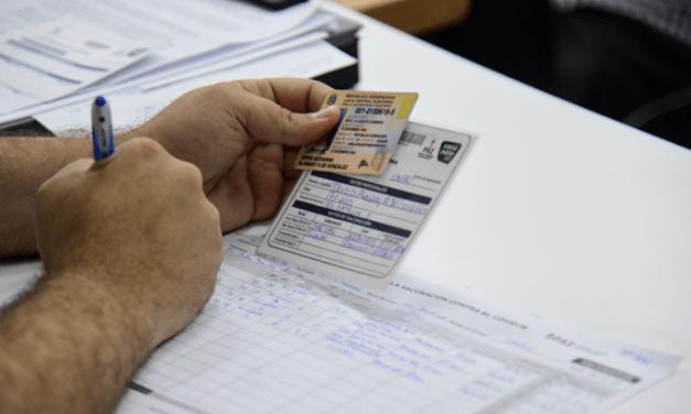Prisión 3 a 10 años para los que falsifiquen su tarjeta de vacunación