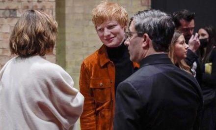 Ed Sheeran tiene covid