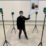 Tecnología inalámbrica para captar movimientos corporales en 3D y alta precisión Aunque hay técnicas que se valen de las