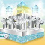 Refrigeración química sin electricidad