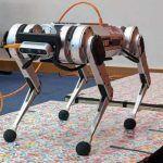 ¿Hay aún diferencia entre un animal y el mejor robot al correr sobre cuatro patas?