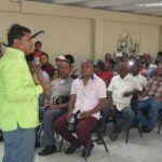 Alcaldía de Los Alcarrizos construirá obras por RD$100 millones en distintos sectores