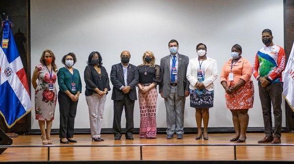 """MESCyT realiza el """"1er Foro de Gestión Integral de Riesgo de Desastres"""", ITSC fue sede del evento internacional"""""""