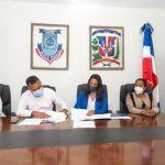DP WORLD firma acuerdo de compromiso con alcaldía de Boca Chica