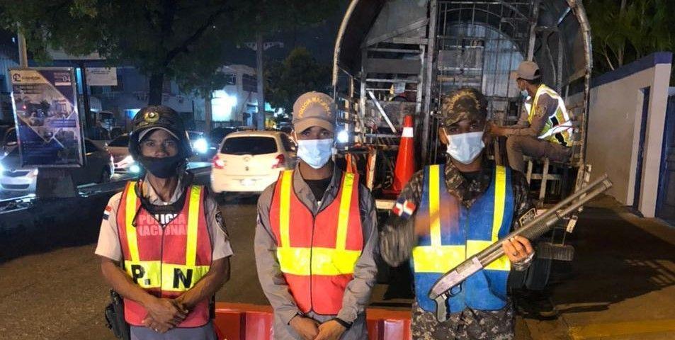 Policía de SDO redefine patrullaje preventivo y puestos de chequeo