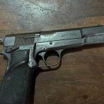 """Policía informa apresa al """"peligroso"""" antisocial """"Jhon Black"""" y le ocupa pistola"""
