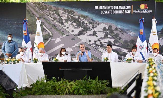 Abinader llama a no visitar Haití por ola de criminalidad