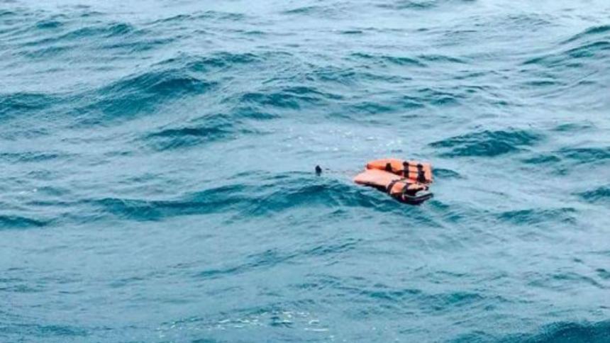 Un bebé desaparecido y 3 migrantes muertos en naufragio de Colombia a Panamá